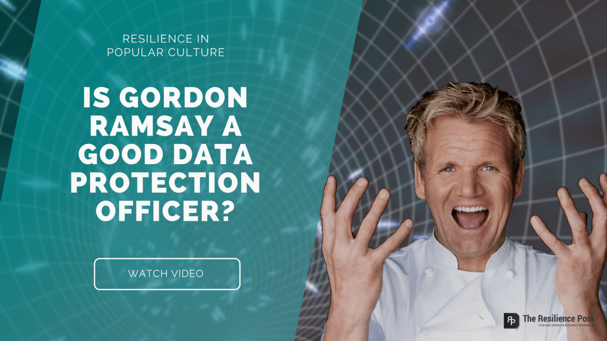 Is Gordon Ramsay a good Data Protection Officer?
